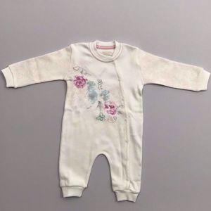 Resim Aziz Bebe Kız Bebek Tulum 6443