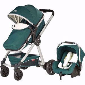 Resim Baby2Go Power Plus 6033 Yeşil